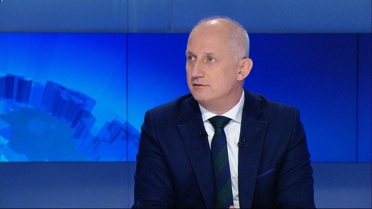 Sławomir Neumann /Polsat News
