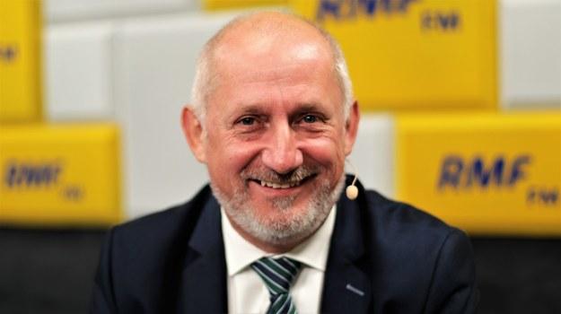 Sławomir Neumann /Michał Dukaczewski /RMF FM