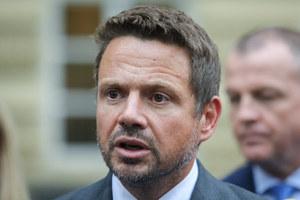 Sławomir Nitras: Rafał Trzaskowski chciał wewnętrznych wyborów