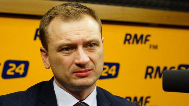 Sławomir Nitras /Michał Dukaczewski /RMF FM