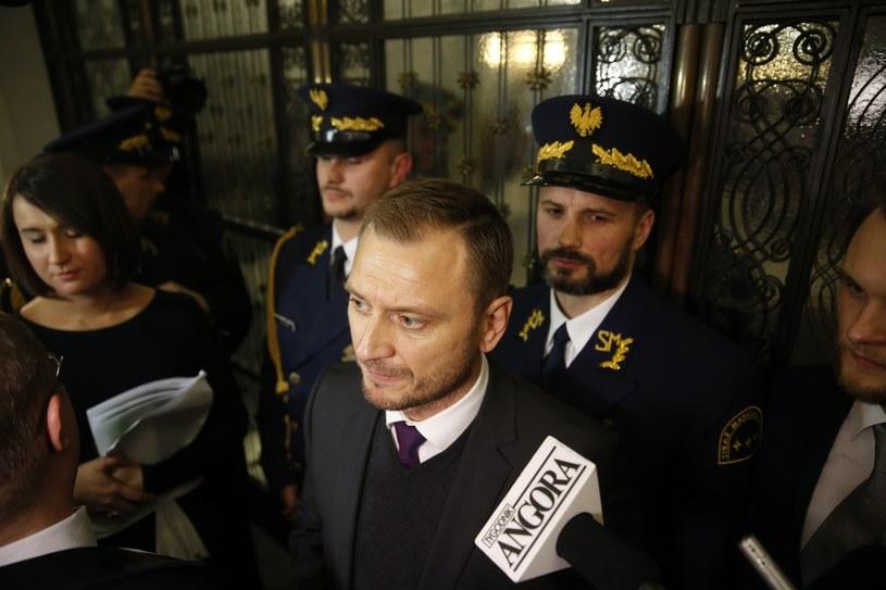 Sławomir Nitras /Adam Zwart/ /Reporter