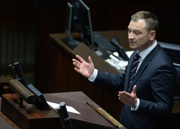 Sławomir Nitras /Jacek Turczyk /PAP