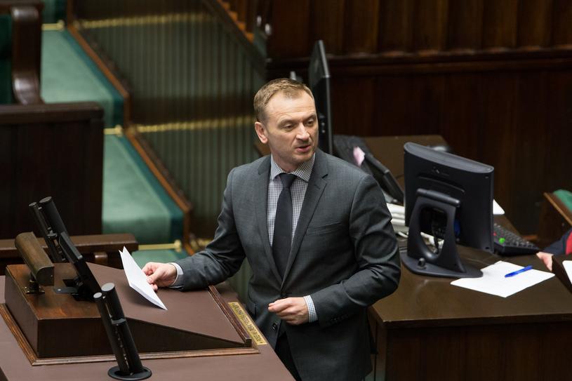 Sławomir Nitras /Mateusz Wlodarczyk /Agencja FORUM