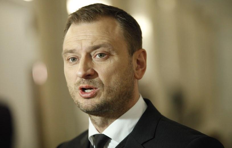 Sławomir Nitras /Stanisław Maszewski  /Reporter