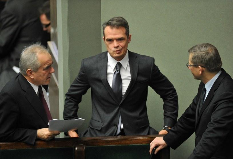 Sławomir Nowak/ fot. Piotr Blawicki /East News