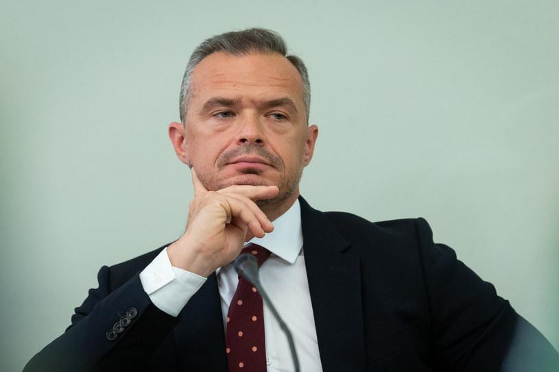Sławomir Nowak przebywa w Areszcie Śledczym Warszawa-Białołęka od lipca ubiegłego roku /Mateusz Wlodarczyk /Agencja FORUM