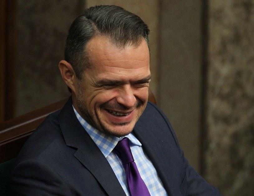 Sławomir Nowak, przyszły Master of Business Administration /Stanisław Kowalczuk /East News