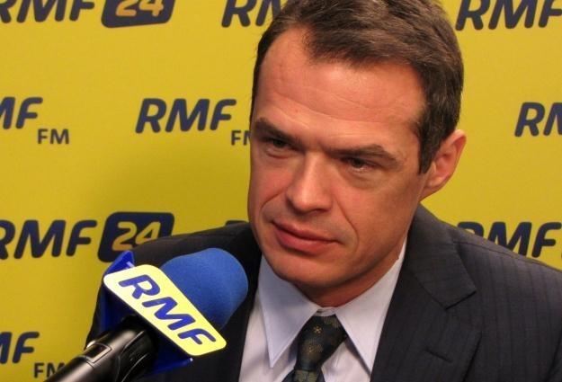 Sławomir Nowak w Kontrwywiadzie RMF FM /RMF