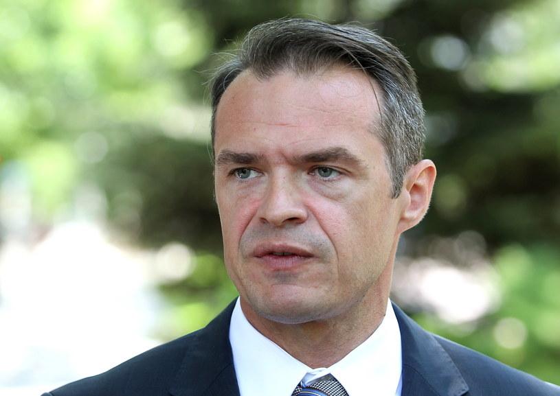 Sławomir Nowak złożył rezygnację z członkostwa w Platformie Obywatelskiej /Radek Pietruszka /PAP