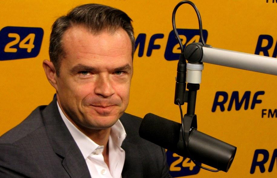 Sławomir Nowak /arch rmf fm /Archiwum RMF FM