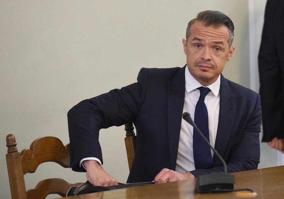Sławomir Nowak / Radek Pietruszka   /PAP