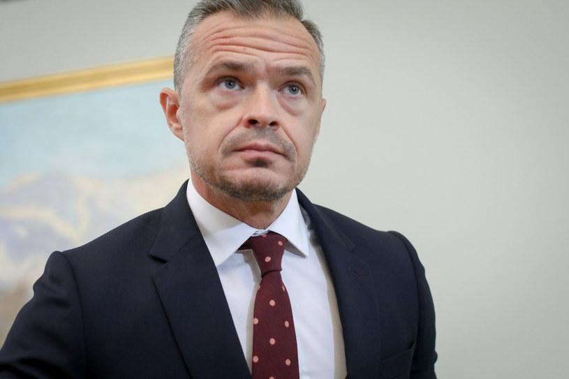 Sławomir Nowak /Andrzej Iwańczuk /Reporter