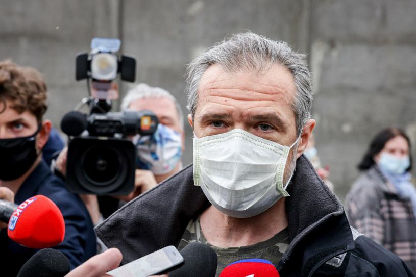 Sławomir Nowak /Jacek Domiński /Reporter