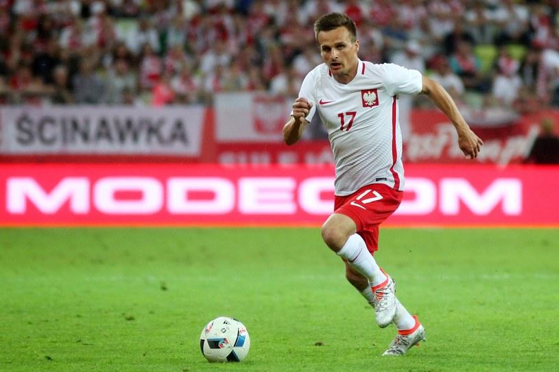 Sławomir Peszko kilka tygodni temu ogłosił zakończenie kariery w reprezentacji Polski /Piotr Matusewicz /East News