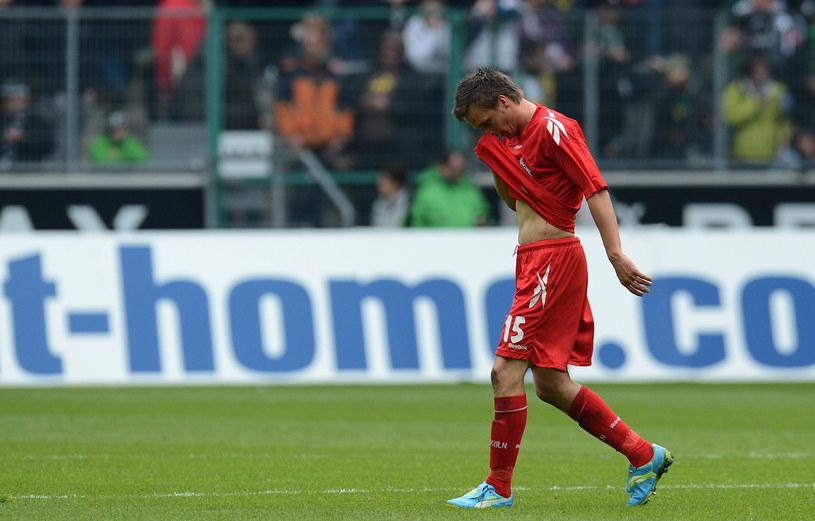 Sławomir Peszko, piłkarz FC Koeln /AFP