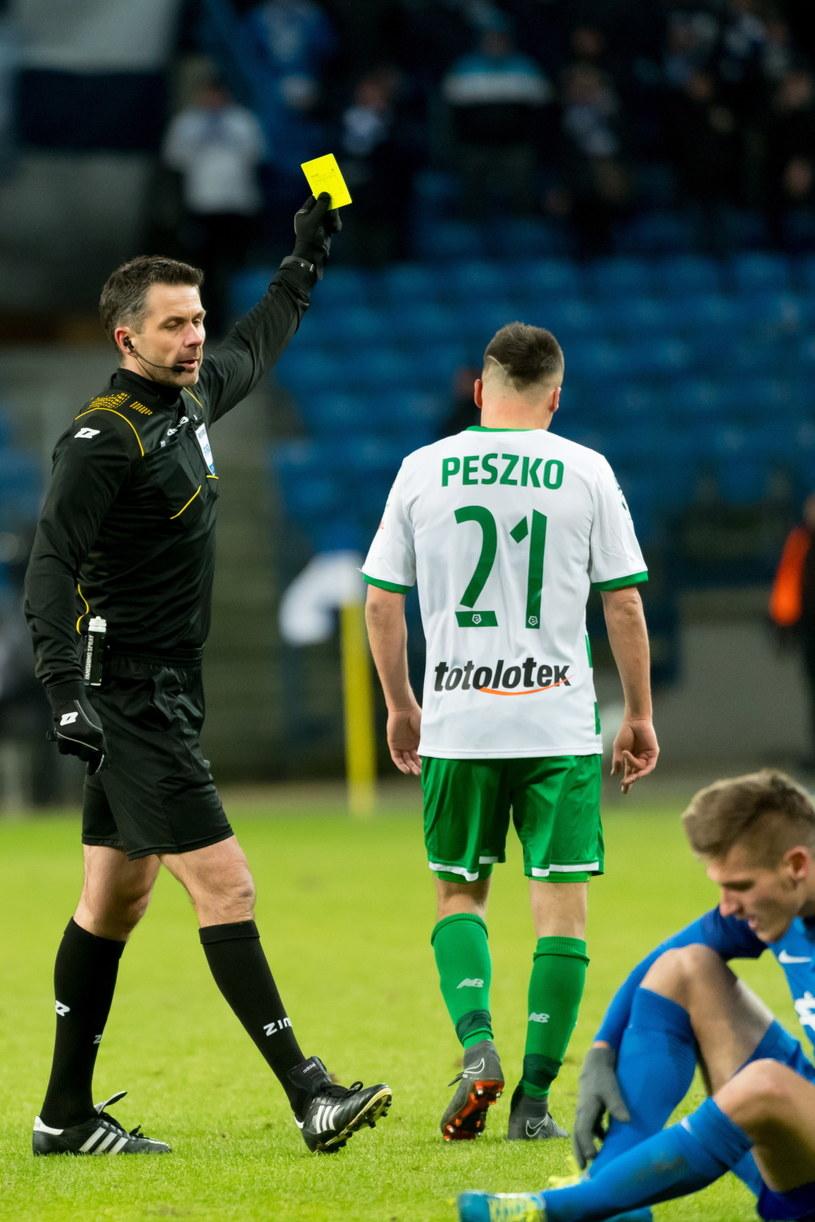 Sławomir Peszko został powołany do reprezentacji przez Adama Nawałkę na dwa towarzyskie mecze /Jakub Kaczmarczyk /PAP