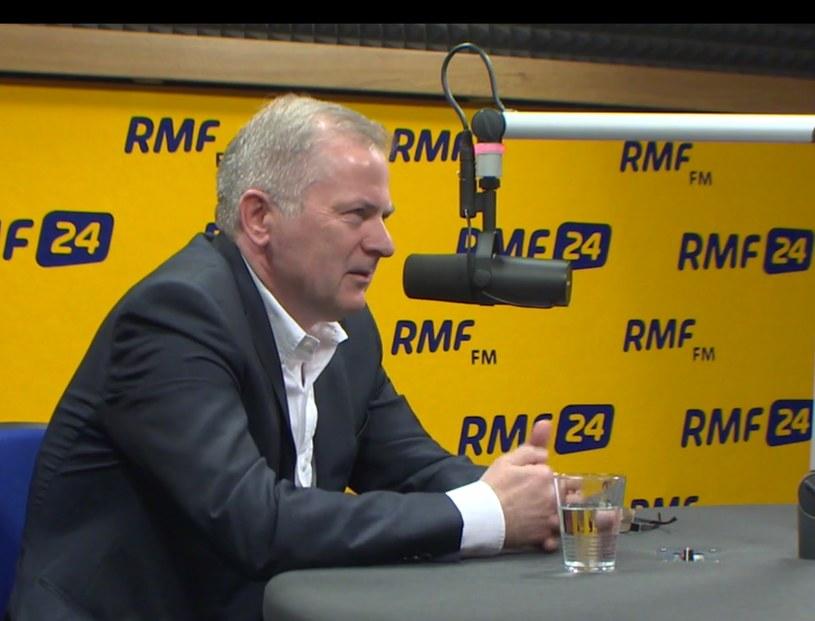 Sławomir Rybicki /RMF/INTERIA