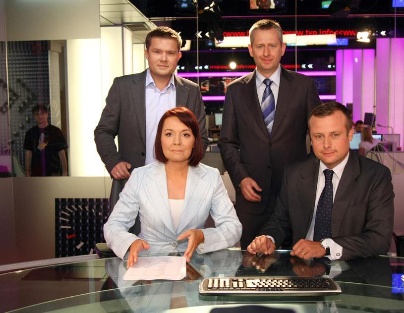 Sławomir Siezieniewski, Danuta Holecka, Jarosław Lewandowski, Adrian Klarenbach /ForumGwiazd.com.pl   /Agencja FORUM
