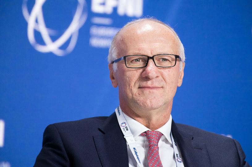 Sławomir Sikora, obecnie prezes banku Citi Handlowy /Wojciech Stróżyk /Reporter