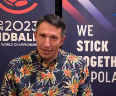 Sławomir Szmal o MŚ piłkarzy ręcznych 2023: Przed Polską trudne zadanie. WIDEO (Polsat Sport)
