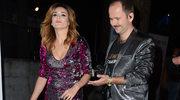 Sławomir z żoną Magdaleną na Polsat SuperHit Festiwal w Sopocie