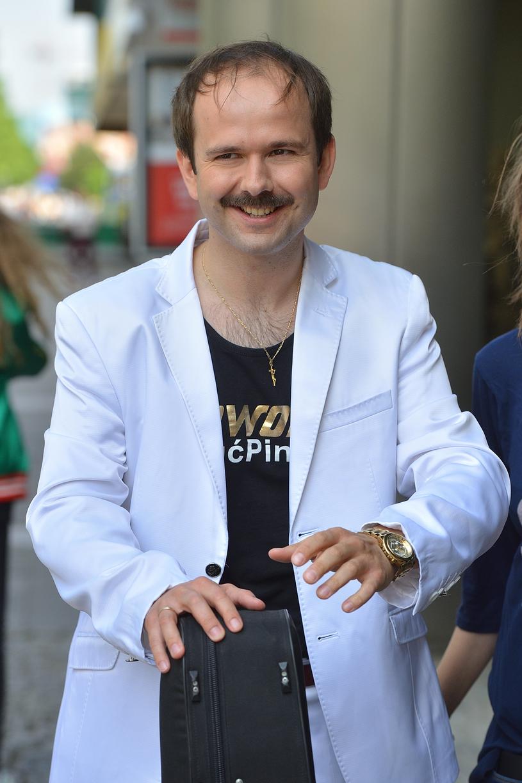 Sławomir Zapała /Jarosław Antoniak /MWMedia