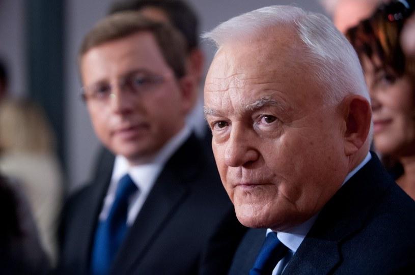 SLD skrytykował dziś premiera Donalda Tuska. /Łukasz Szeląg /Reporter