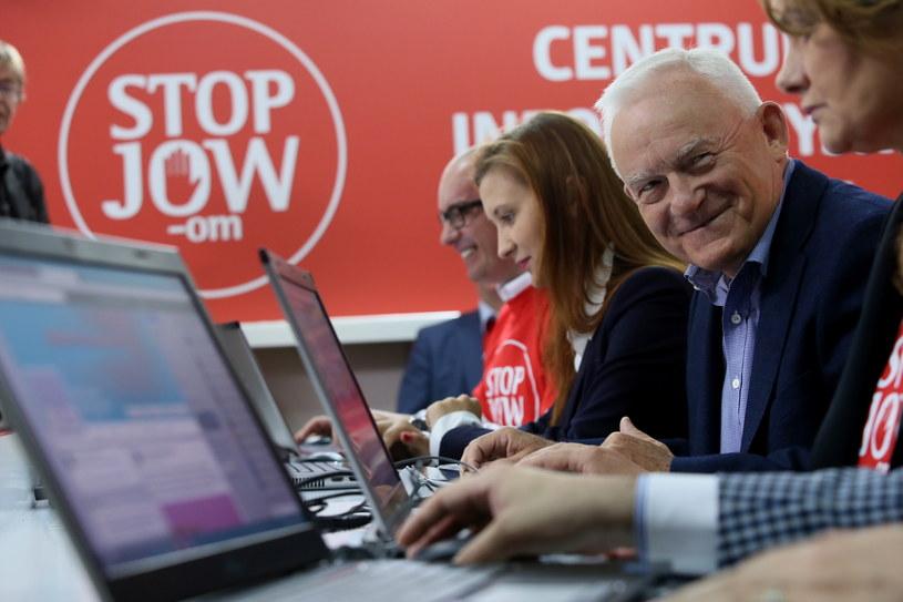SLD zachęca do głosowania przeciwko jednomandatowym okręgom wyborczym /Tomasz Gzell /PAP