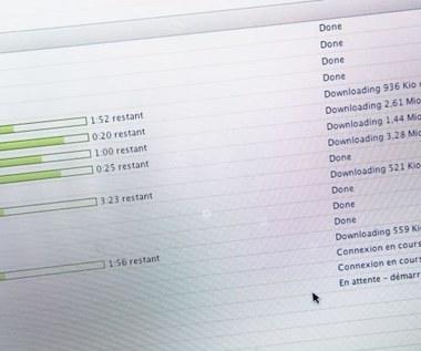 Śledzenie użytkowników BitTorrent