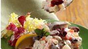 Śledziowa sałatka kaszubska