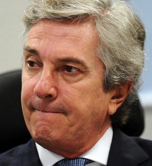 Śledztwem objęto byłego prezydenta a obecnego senatora Fernando Collora /AFP