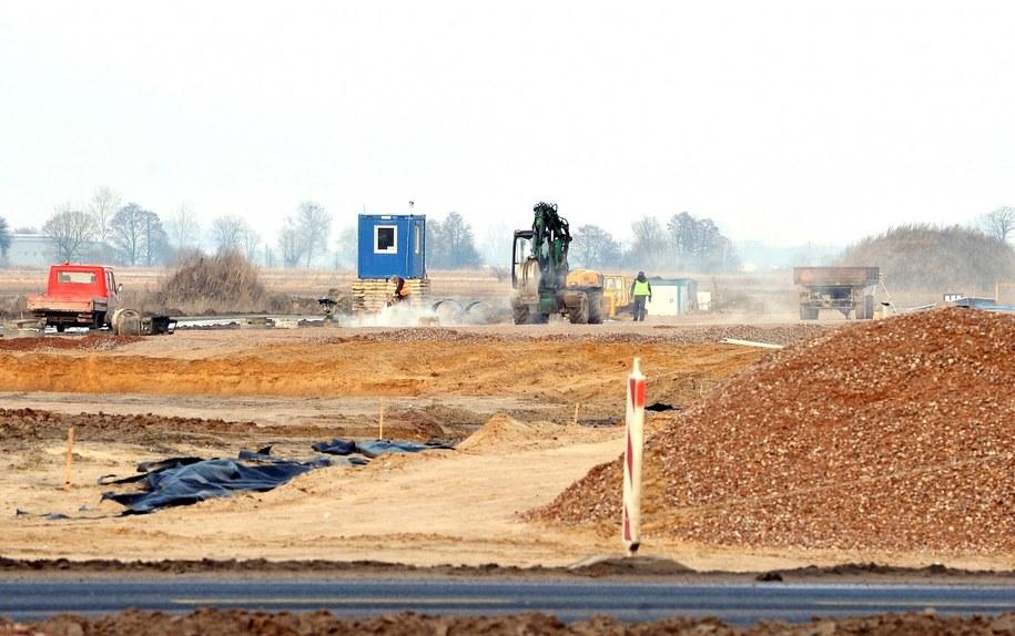 Śledztwo dotyczy budowy drogi krajowej numer 91 (zdj. ilustracyjne) /Agnieszka Wyderka /RMF FM