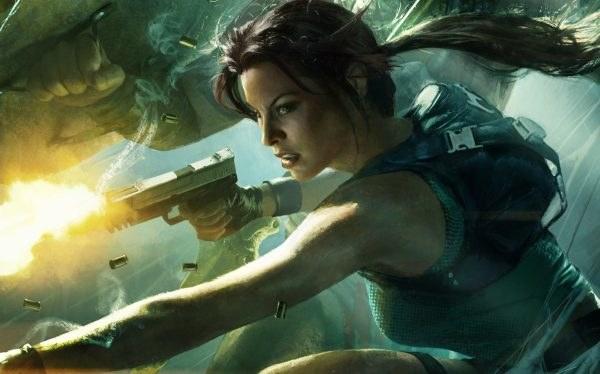 Śliczna Lara Croft na początku dostępna będzie tylko dla posiadaczy konsoli Microsoftu /Informacja prasowa