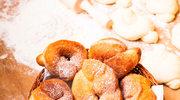 Ślimaczki z cukrem pudrem