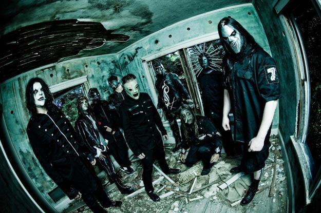 Slipknot /Oficjalna strona zespołu