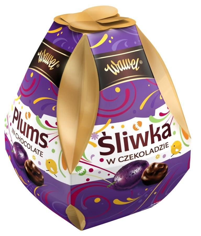 Śliwka w czekoladzie  /materiały prasowe