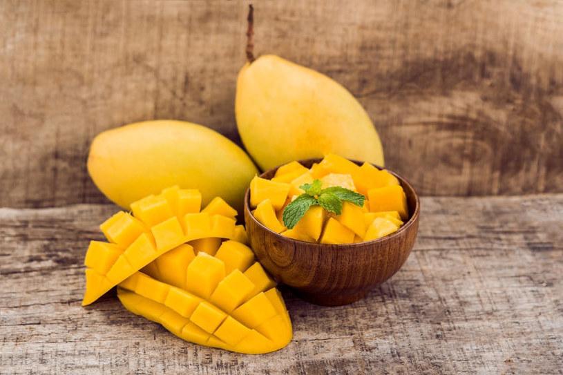 Słodkie mango /©123RF/PICSEL
