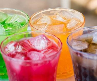 Słodkie napoje gazowane - wrogowie naszego zdrowia