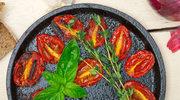 Słodkie pieczone pomidorki
