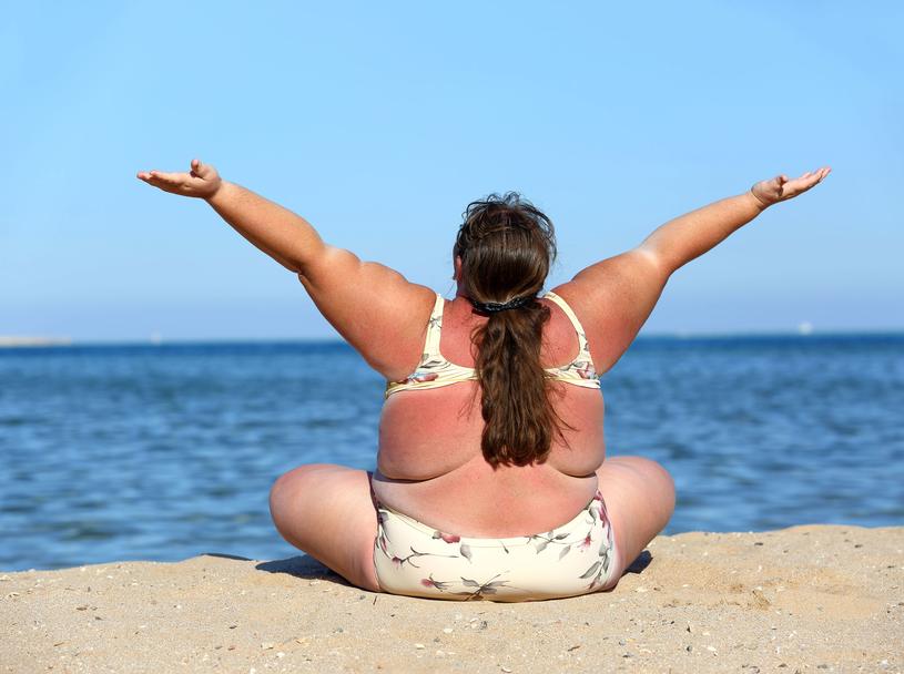 Słońce pozytywnie wpływa na nasz organizm oraz na obniżenie  masy ciała /Picsel /123RF/PICSEL