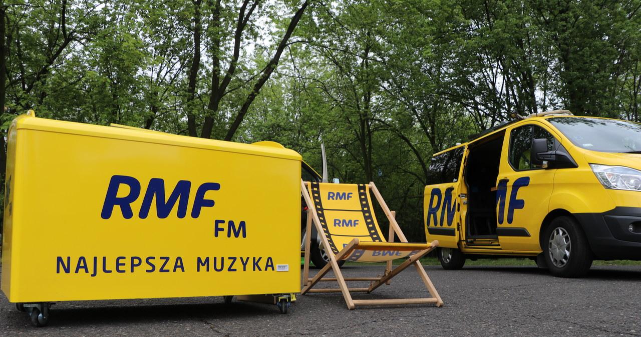 Słoneczny Patrol RMF FM odwiedził Chorzów