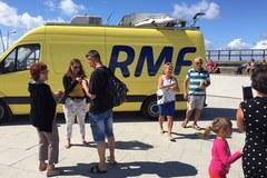 Słoneczny Patrol RMF FM w Darłowie i Jarosławcu!