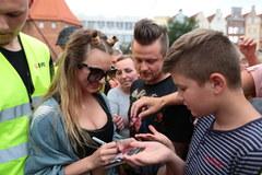 Słoneczny Patrol RMF FM w Gdańsku. Specjalny koncert Sarsy!