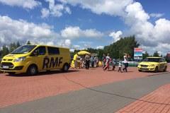 Słoneczny Patrol RMF FM w Węgorzewie