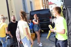 Słoneczny Patrol RMF FM: Wakacyjne karaoke w Białymstoku