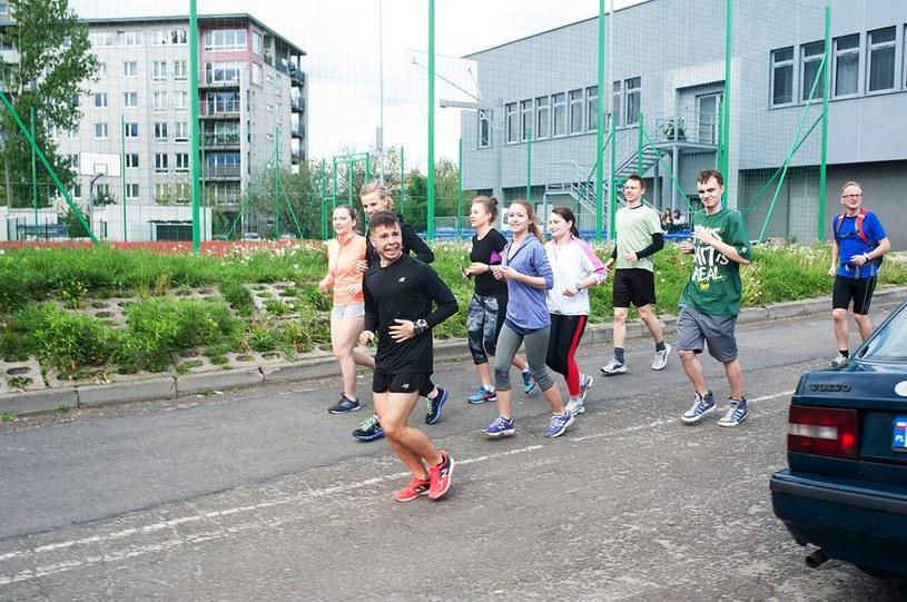 Slow jogging /Mateusz Jasiński /materiały promocyjne