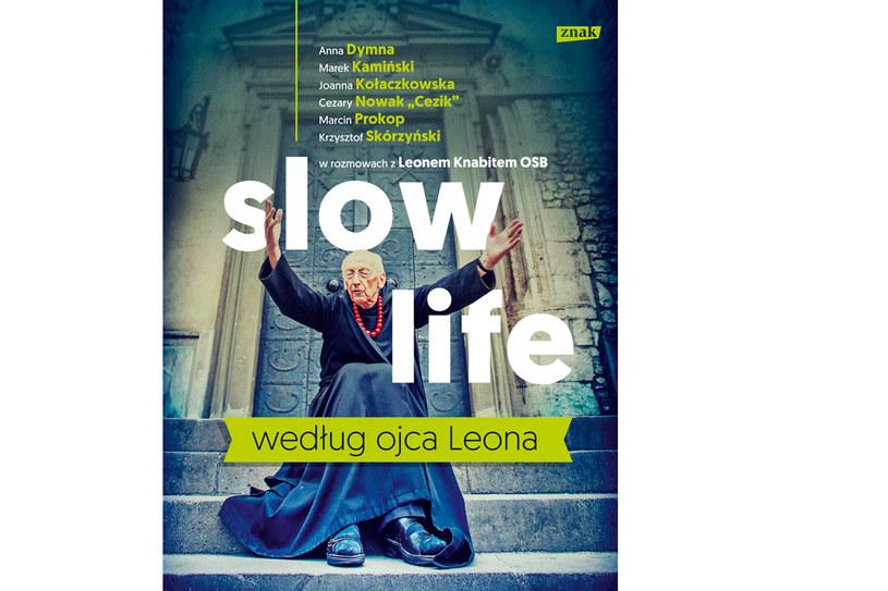 """""""Slow life według ojca Leona"""" /materiały prasowe"""