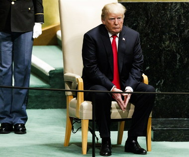 Słowa, które Trump wypowiedział w ONZ, wpłynęły na ceny ropy