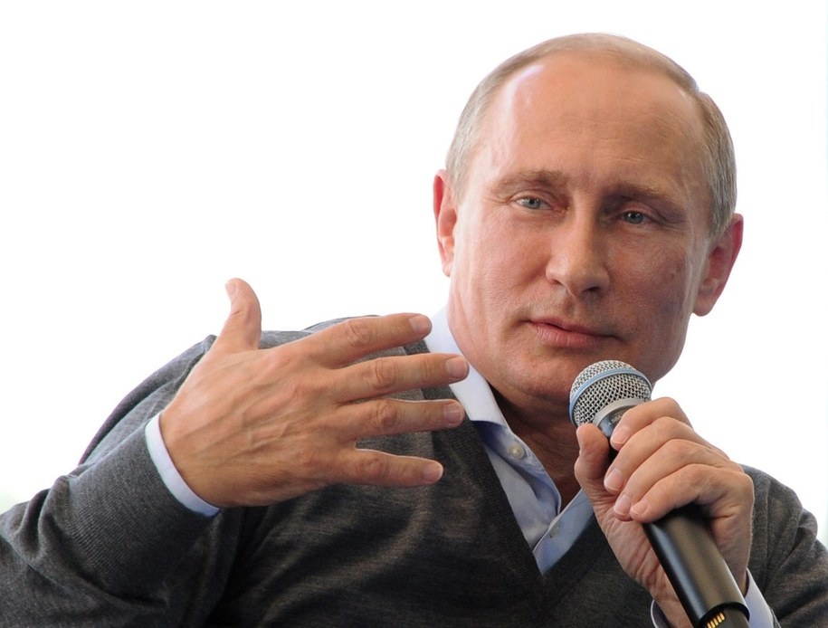 Słowa Putina doprecyzował jego rzecznik Dimitrij Pieskow /MIKHAIL KLIMENTIEV /PAP/EPA