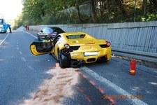 Słowacja: Kierowca porsche był wcześniej